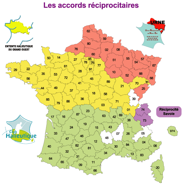 RECIPROCITE NATIONALE