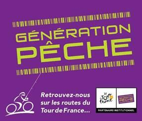 GENERATION PECHE AU TOUR DE FRANCE 2019